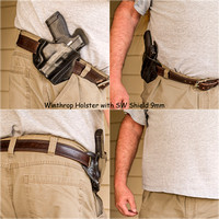 Wintrop Holster and Shield