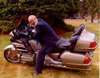 Myself and my Goldwing