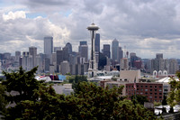 Seattle Skyline from Kerry Park
