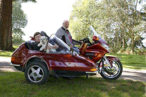 Champion Escort Sidecars | Adventure Rider